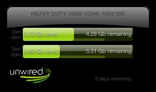 Unwired screenshot