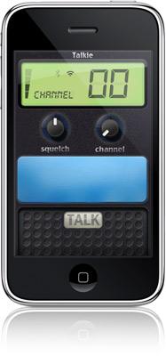 Talkie screenshot
