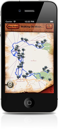 The Cartographer version 1.4, now with routes and shapes
